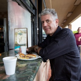 Anthony Bourdain Filming in Nashville