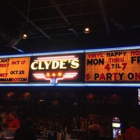 New Bar In Midtown: Clyde's on Church