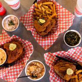 The Nashville Hot Chicken Sandwich of Your Dreams Arrives Today