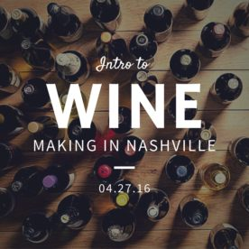 City Winery's Intro to Winemaking on April 27
