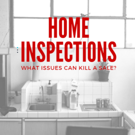 What Home Inspection Problems Can Halt a Home Sale?