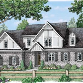 Lakeland Pointe Donelson Community Homes for Sale