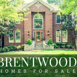 Brentwood TN Homes for Sale