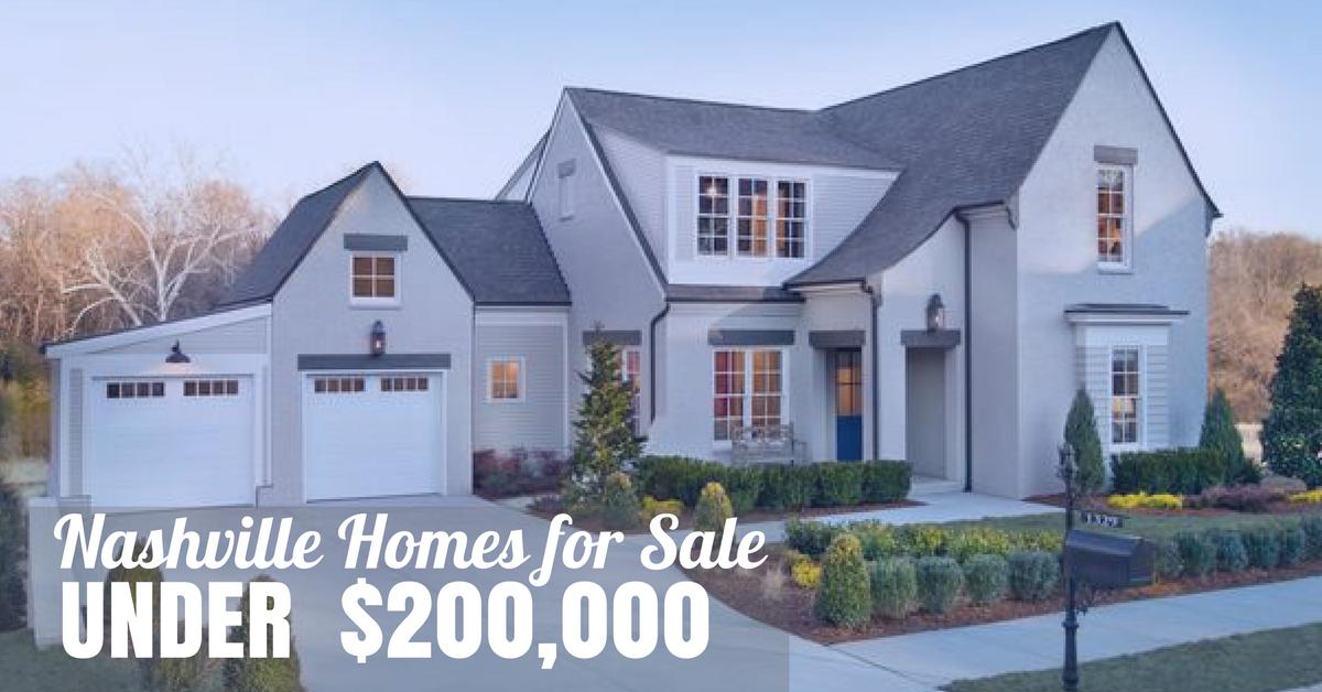 Nashville homes for sale under 200 000 all nashville for Home builders under 200k