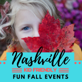 Nashville Family-Friendly Fall Fun