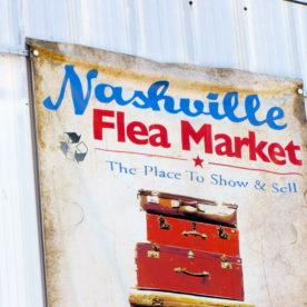 Love Bargain Treasures? Head to the Nashville Flea Market!