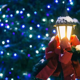 Where to Tour Holiday Lights in Nashville